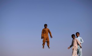 pakistani levitation