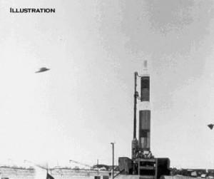 UFO roket