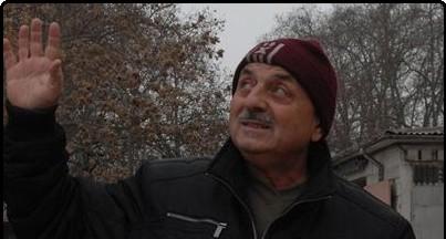 """Валентин Христов, снимка в-к """"Труд"""""""