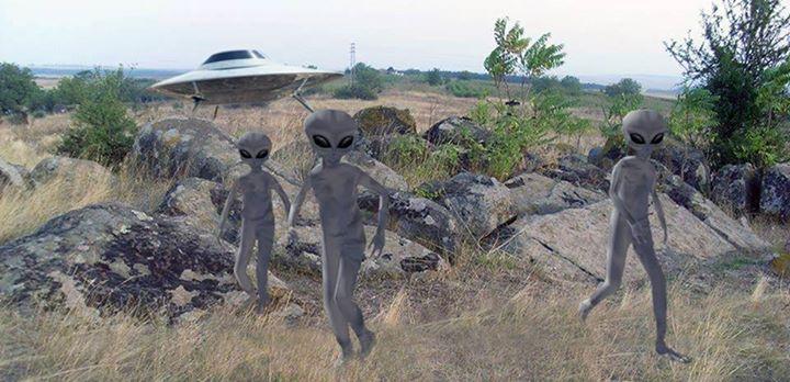 Skalica UFO 2014