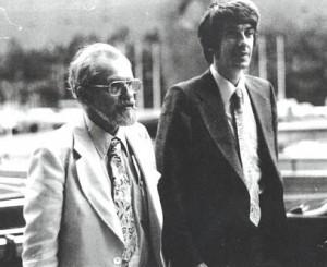 Дж.Алън Хайнек и Жак Вале (1978 г.)