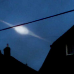НЛО над Добрич на 17 март 2016 г.