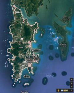 остров Пукет