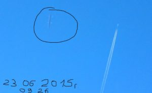 UFO rods Glojene Lovech - 23-06-2015