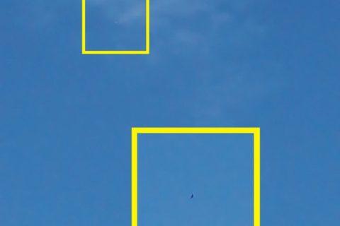 Сферично НЛО над Варна на 12.05.2018 г.