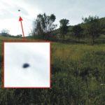 Снимки на странни летящи обекти